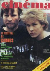 Cinema 84 N° 307 - 308 - Le Festival De Cannes, Film Par Film (Ii) - Couverture - Format classique