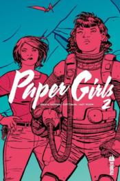 Paper Girls T.2  - Brian K. Vaughan - Cliff Chiang