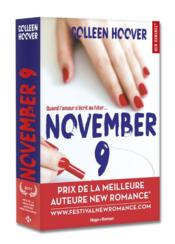 Vente livre :  November 9  - Colleen Hoover