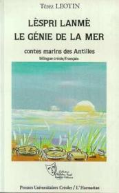 Lèspri lanmè ; le génie de la mer ; contes marins des Antilles - Couverture - Format classique