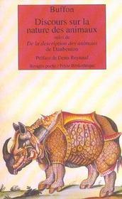 Discours Sur La Nature Des Animaux - Intérieur - Format classique