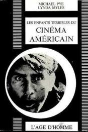 Enfants Terribles Du Cinema Americain (Les) - Couverture - Format classique