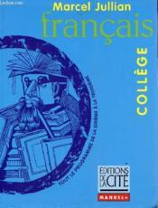 Francais College - Couverture - Format classique
