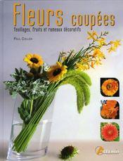 Fleurs coupées ; feuillages, fruits et rameaux décoratifs - Intérieur - Format classique