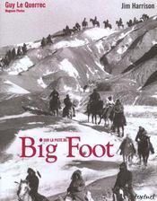 Sur la piste de big foot - Intérieur - Format classique