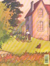 Eva aux mains bleues t.1 ; le petit répertoire des horreurs quotidiennes - 4ème de couverture - Format classique