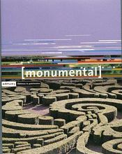 Monumental Annuel 2001. Dossier