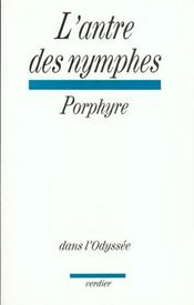 L'antre des nymphes ; dans l'Odyssée - Intérieur - Format classique