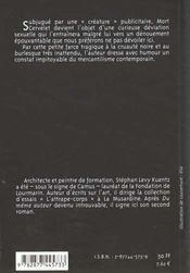 Bifidus actif - 4ème de couverture - Format classique