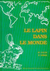 Le lapin dans le monde - Couverture - Format classique