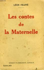 Les Contes De La Maternelle. - Couverture - Format classique