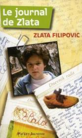 Le journal de Zlata - Couverture - Format classique