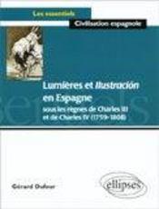 Lumières et illustracion en espagne - Intérieur - Format classique