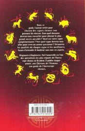 Reussite Grace A L Horoscope - 4ème de couverture - Format classique