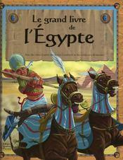 Le grand livre de l'Egypte - Intérieur - Format classique