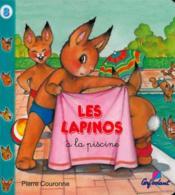 Lapinos T.8 ; A La Piscine - Couverture - Format classique