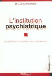 Institution Psychiatrique - Intérieur - Format classique