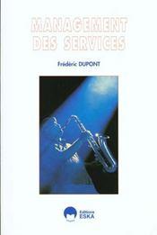 Management Des Services - Intérieur - Format classique