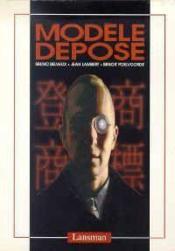 Modele depose (2e ed) - Couverture - Format classique