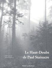 Le Haut-Doubs de Paul Stainacre - Couverture - Format classique