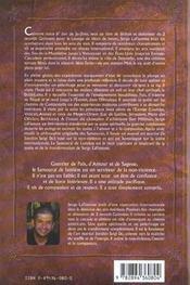 Le Samourai De Lumiere : Gedatsu - 4ème de couverture - Format classique