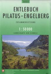 5023 Entlebuch, Pilatus-Engelberg - Couverture - Format classique