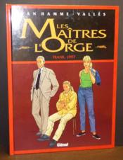 Les maitres de l'orge t.7 ; frank 1997 - Couverture - Format classique
