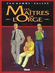 Les maitres de l'orge t.7 ; frank 1997 - Intérieur - Format classique