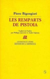 Remparts De Pistoia - Couverture - Format classique