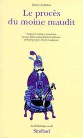 Roman de baibars t.10 ; le procès du moine maudit - Couverture - Format classique