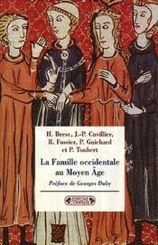 Famille Occidentale Au Moyen Age (La) - Intérieur - Format classique