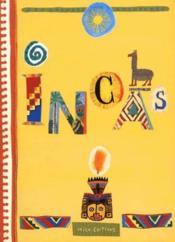Les incas - Couverture - Format classique
