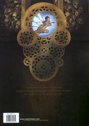 Merlin t.4 ; Avalon - 4ème de couverture - Format classique