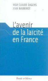 Avenir De La Laicite En France - Intérieur - Format classique