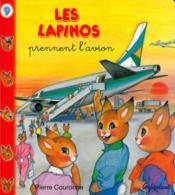 Les lapinos prennent l'avion - Couverture - Format classique