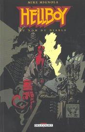 Hellboy t.2 ; au nom du diable - Intérieur - Format classique