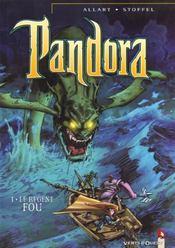 Pandora t.1 ; le regent fou - Intérieur - Format classique