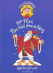 Mr Pipo Pere Noel Pour De Faux - Intérieur - Format classique