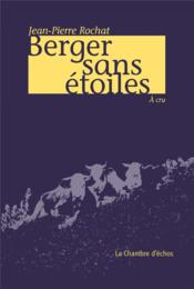 Berger sans étoiles - Couverture - Format classique