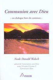 Communion Avec Dieu - Intérieur - Format classique