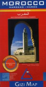 Morokko ; Maroc - Couverture - Format classique