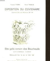 Exposition Du Centenaire - Couverture - Format classique