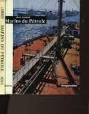 Marins Du Petrole - Couverture - Format classique