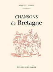 Chansons de bretagne - Intérieur - Format classique
