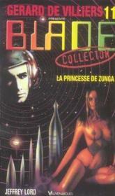 Blade t.11 ; la princesse de Zunga - Couverture - Format classique