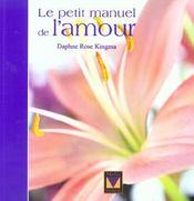 Petit Manuel De L'Amour - Intérieur - Format classique