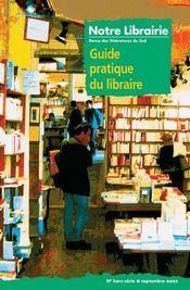 Guide pratique du libraire - Intérieur - Format classique