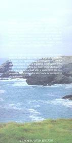 Belle-île-en-mer - 4ème de couverture - Format classique