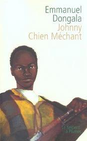 Johnny, Chien Mechant - Intérieur - Format classique