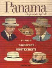 Panama, chapeau de légende - Intérieur - Format classique